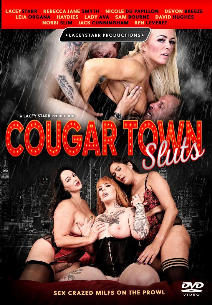 Cougar Town Sluts