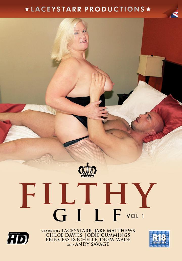 Filthy GILF Volume #01