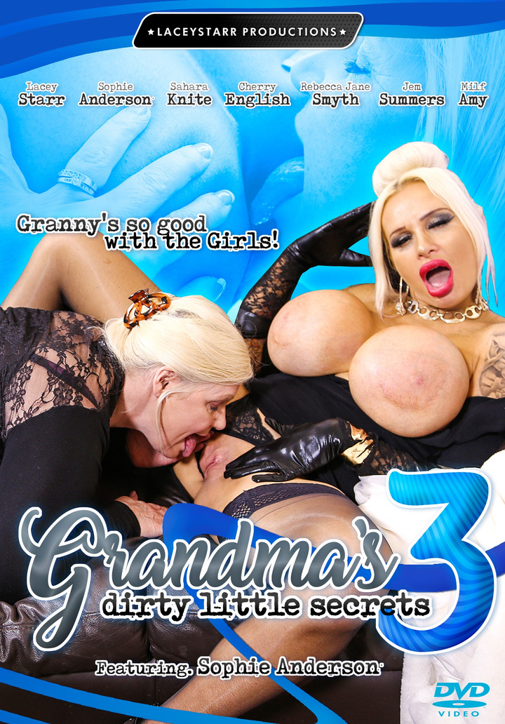 Grandma's Dirty Little Secrets Series 3