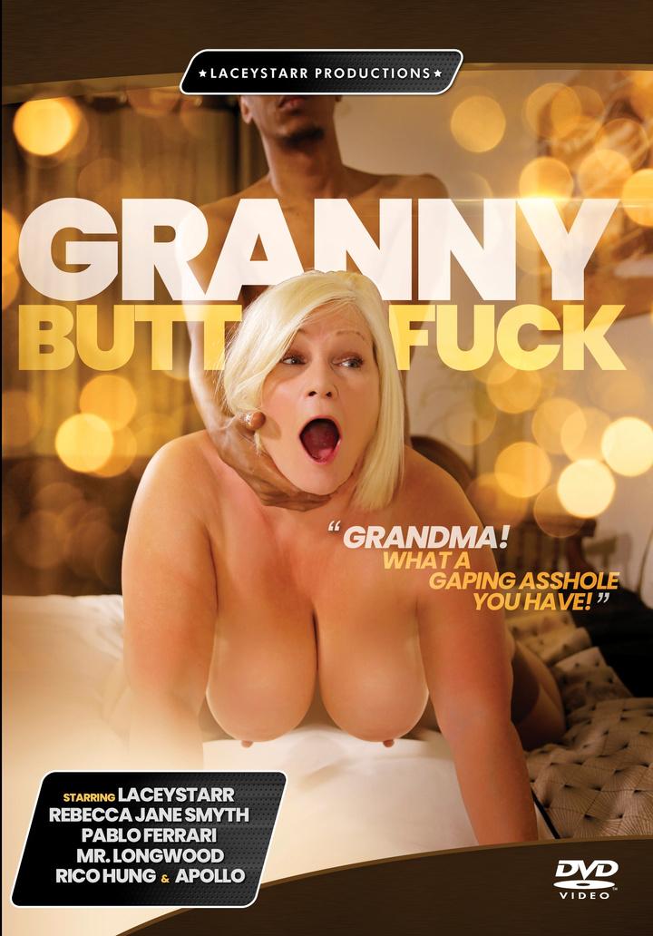 Granny Butt-Fuck