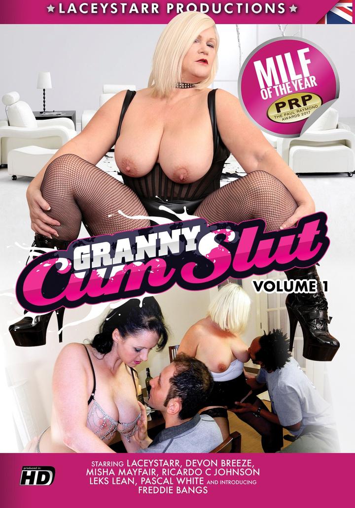Granny Cum Slut Volume #01