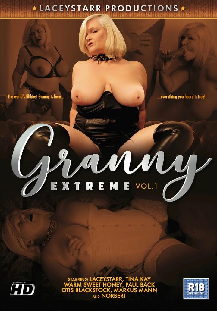 Granny Extreme Volume #01