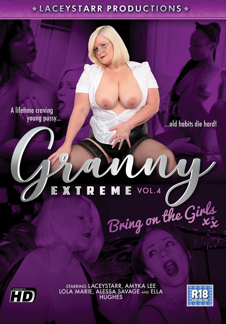 Granny Extreme Volume #04