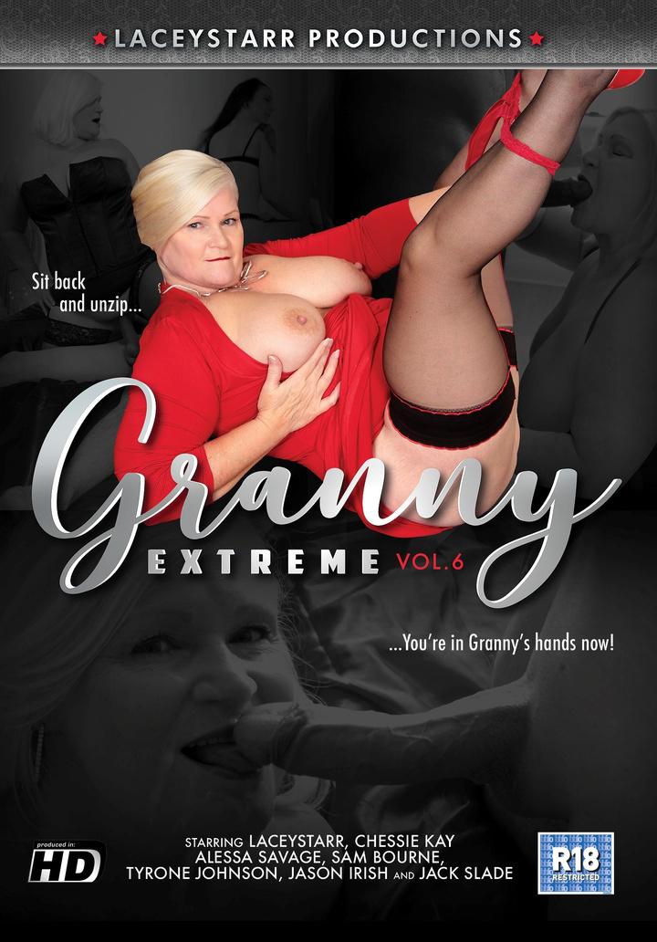 Granny Extreme Volume #06