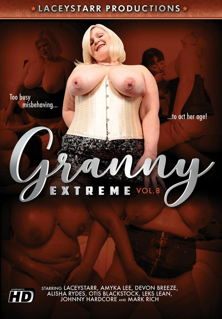 Granny Extreme Volume #08