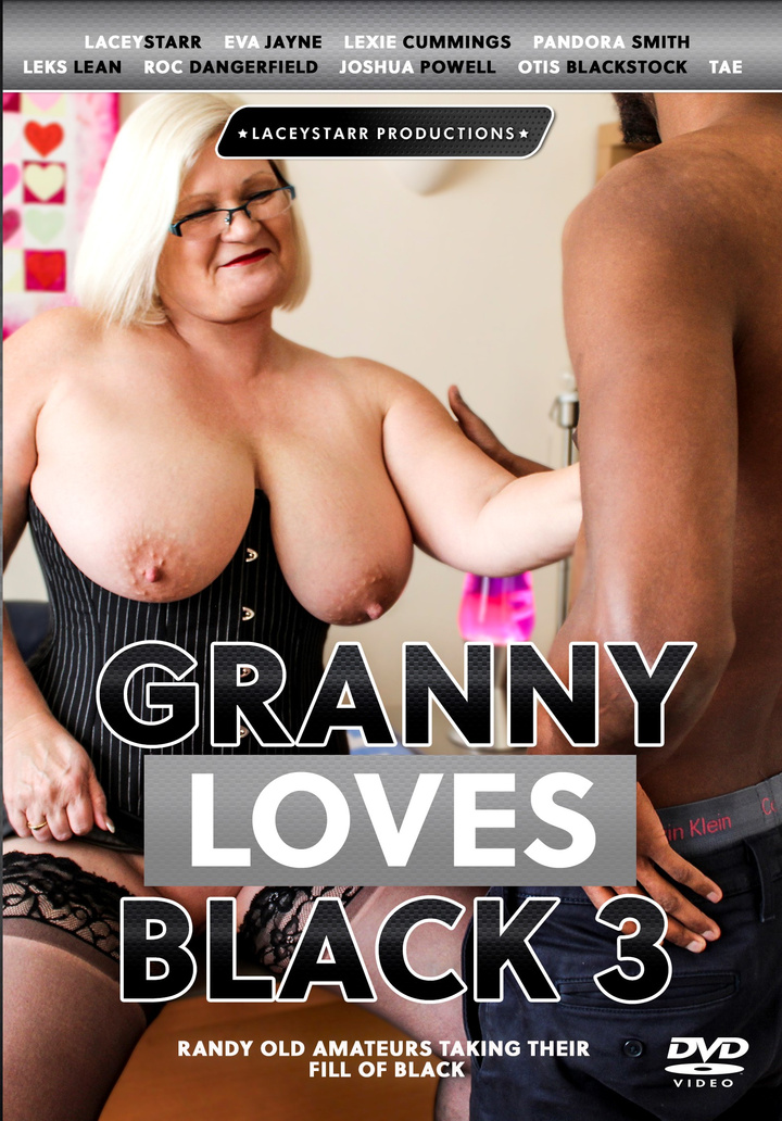 Granny Loves Black #03
