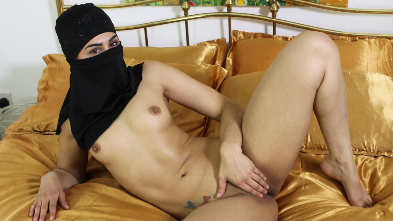 Burka on The Bunny
