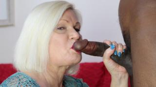 Granny Gets Spunky Asshole!