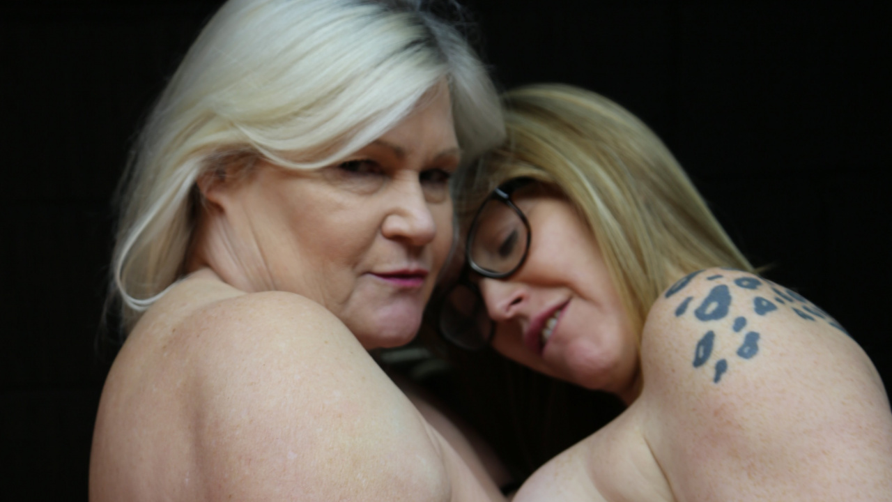 Gold Satin Lesbians