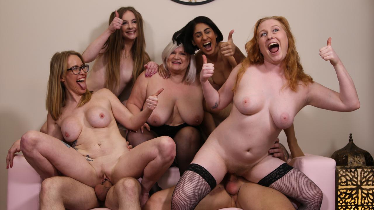 Strip Poker Orgy, Behind The Scenes
