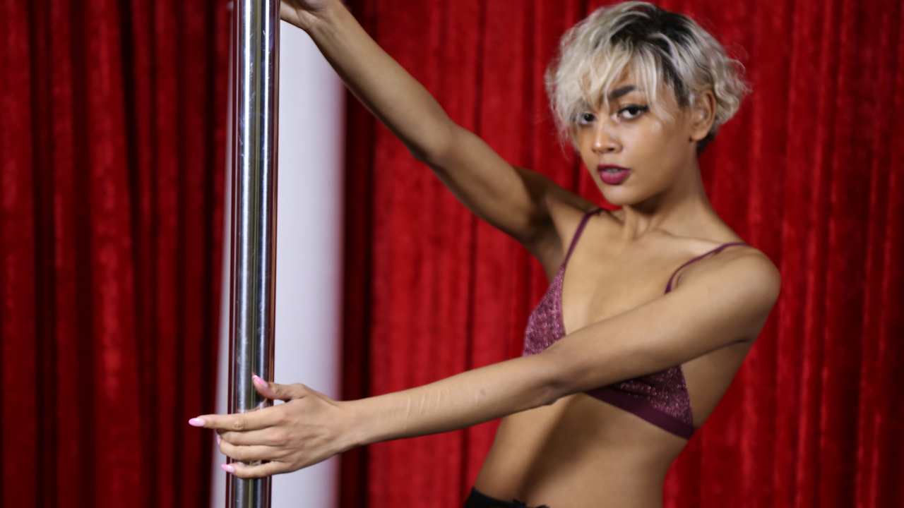 Pole Audition At The Club